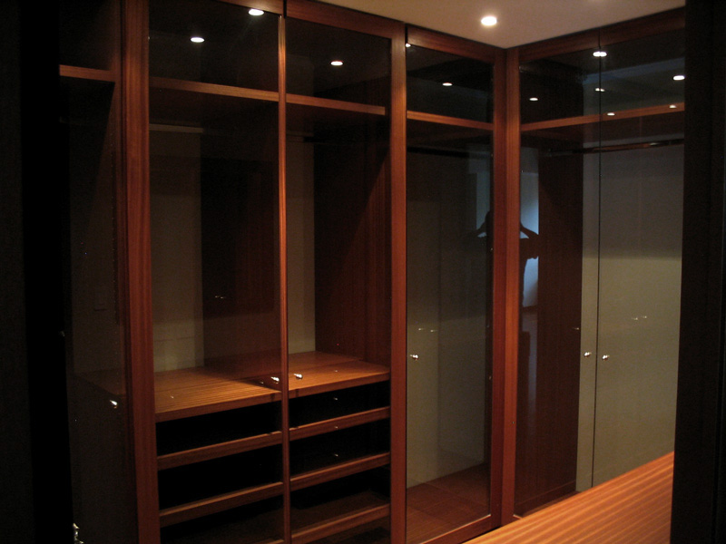 Closet y vestidores for Closets y muebles
